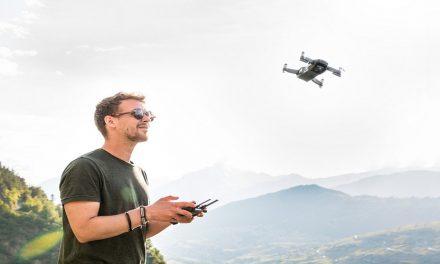 Il drone: il futuro delle ispezioni termografiche